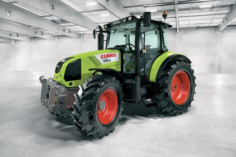 Photo du Tracteurs agricoles Arion 430