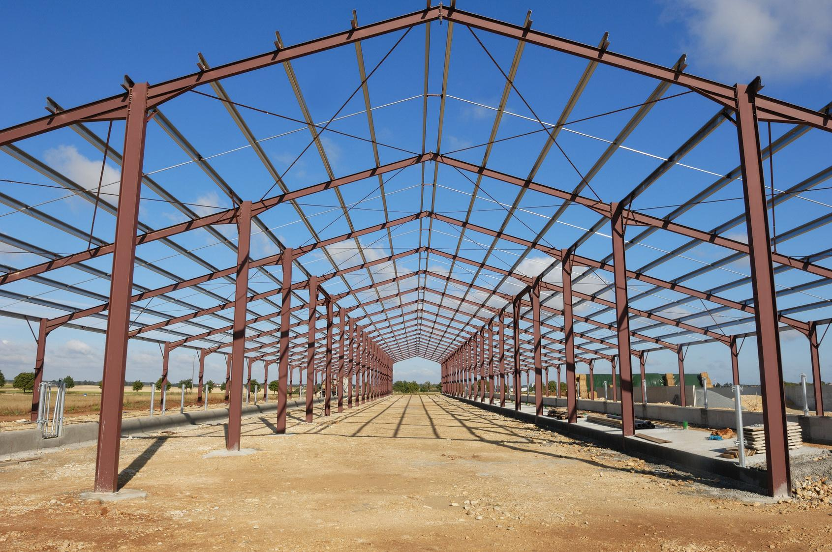 Photo du Construction bâtiments GalvaTech