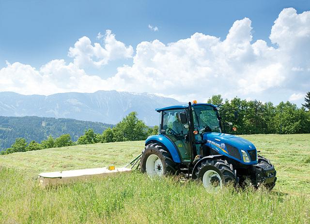 Photo du Tracteurs agricoles T4.75