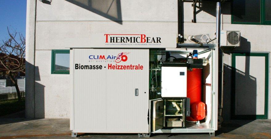 Photo du Chaudières THB-M - 30 kW - 100 kW
