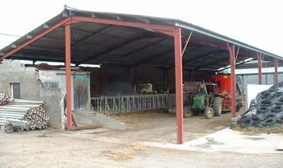 Avis estimation de l 39 exploitation agricole et de ses composantes de la marque conf d ration des - Constructeur de hangar agricole ...