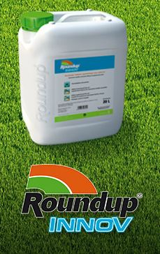 Photo du Herbicides totaux Roundup Innov
