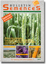 Photo du magazines, journaux agricoles Bulletin Semences