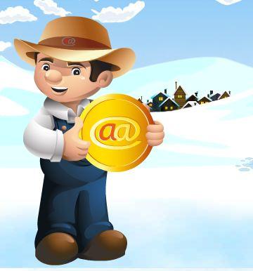 Photo du Jeux des firmes A la recherche du tracteur d'or
