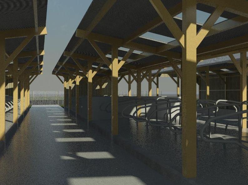 Photo du Construction bâtiments Agrikit