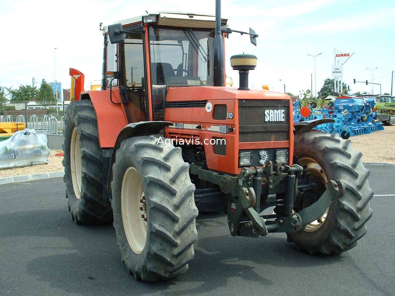 Photo du Autres tracteurs Laser 110