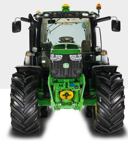 Photo du Tracteurs agricoles 6140R